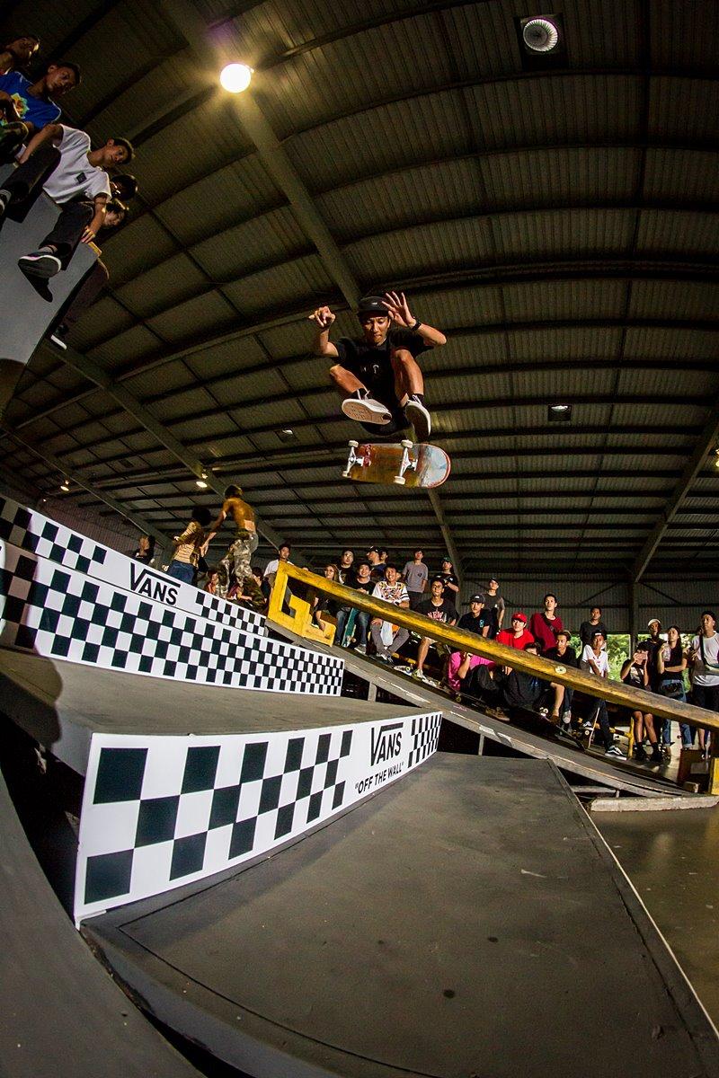 Go Skateboarding Day Thailand 2018