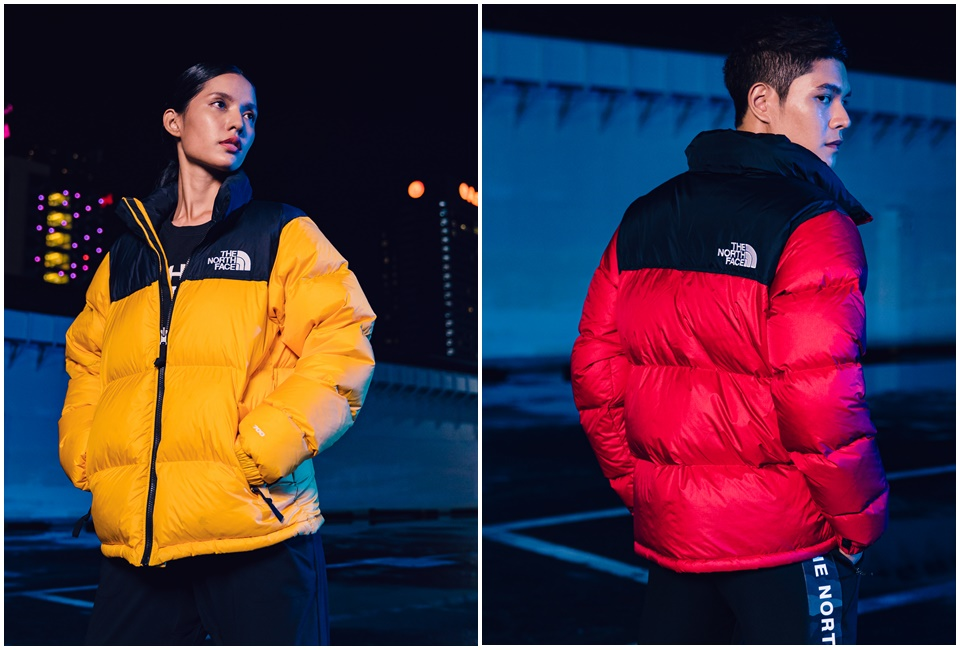 ICON - Retro Nuptse Jacket