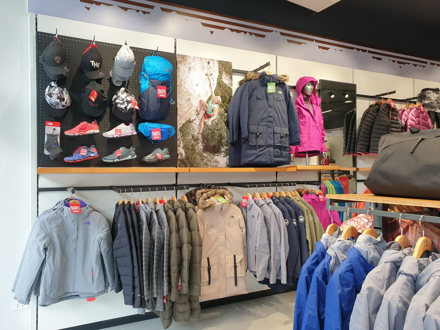 the north face Siam Premium outlet